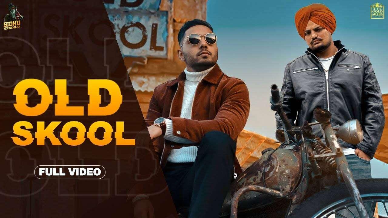 Old Skool Punjabi Song Cast | Model Name & Full Cast | Sidhu Moose Wala