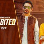Prohibited Song Cast: Sabi Bhinder, Gurlez Akhtar, Sruishty Maan