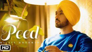 Peed Song Cast: Diljit Dosanjh, Elwa Saleh