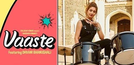 Vaaste Song Cast: Dhvani Bhanushali, Nikhil D'Souza