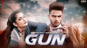 Gun Punjabi Song Cast: Sukh Lotey, Amulya Rattan