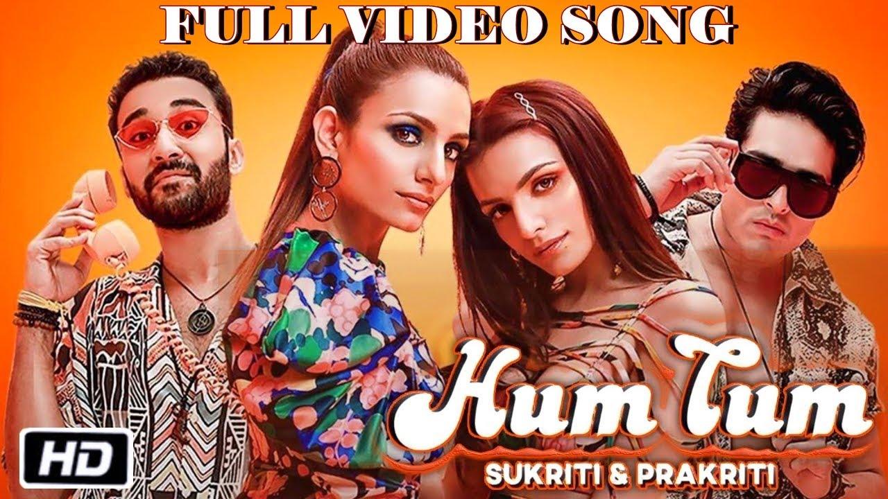 Hum Tum Song Cast: Sukriti, Prakriti, Raghav Juyal, Priyank Sharma