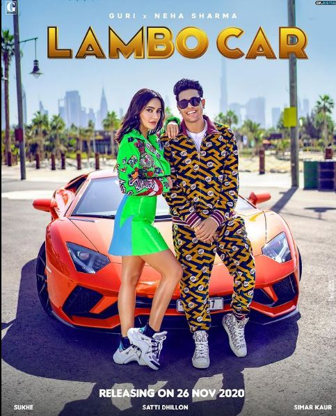 Lambo Car Song Cast & Female Model Name