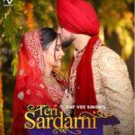 Teri Sardarni Song Cast & Female Model Name