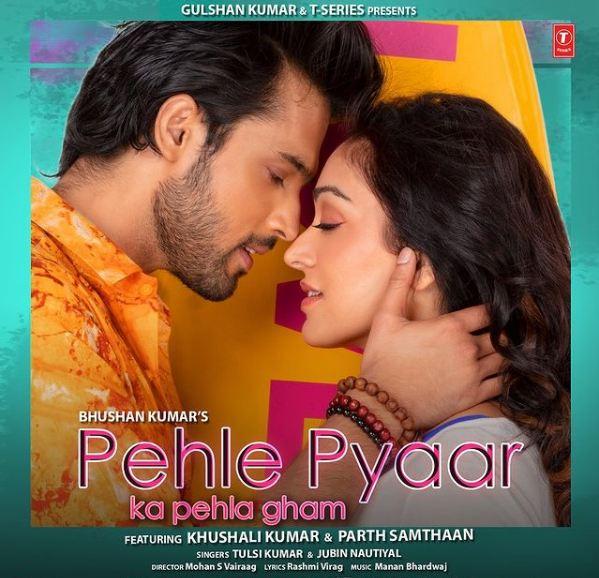Pehle Pyaar Ka Pehla Gham Song Cast & Female Model Name