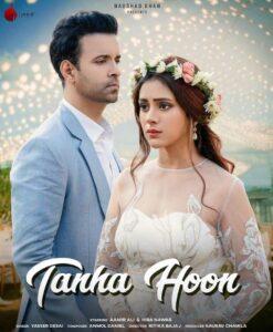 Tanha Hoon Song Cast & Female Model Name