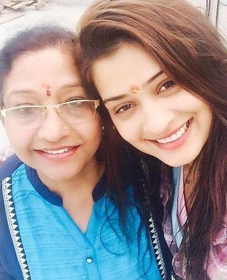 Payal Rajput Mother
