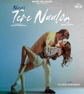 Tere Naalon Song Cast & Crew Members