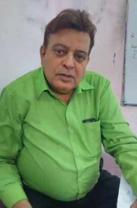 Payal Rajput Father