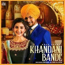 Khandani Bande Song Cast & Crew Members